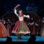 Caroline Copeland in Cmapras's Le Carnaval de Venise. Photo Kathy Wittman.