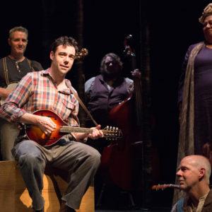 Brendan Wall, Mike Ross, Daniel Williston, Oliver Dennis, Jackie Richardson and Raquel Duffy. Photo: Cylla von Tiedemann.