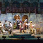 The Three Musketeers By the Classical Theatre of Harlem. Photo Richard Termine.
