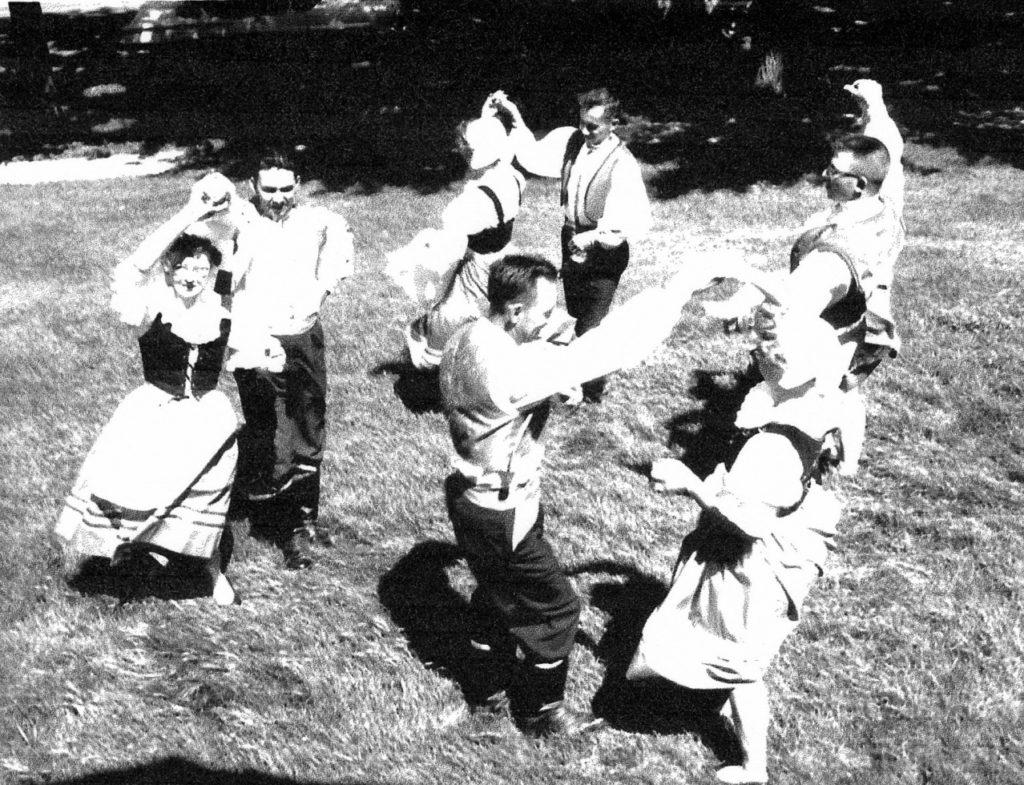 A Czech Peasant Dance