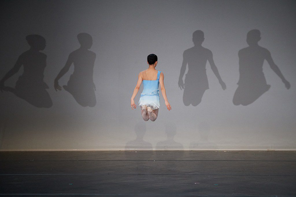 from Legends & Visionaries by the New York Theatre Ballet
