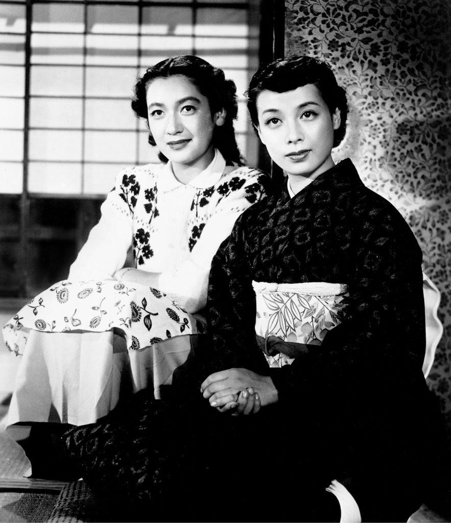 Early Summer (1951) Directed by Yasujiro Ozu. Setsuko Hara (as Noriko), Chikage Awashima (as Aya Tamura )