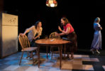 Lauren LaRocca (Gloria) and Peregrine Heard (Mary) in Sheila.