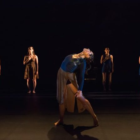 Ariel Rivka Dance Company. Photo David Gonsier.