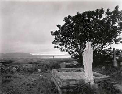 11. Kilmalkedar Churchyard, 1993. Silver gelatin print.