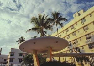 Clevelander Hotel, Ocean Drive, Miami Beach