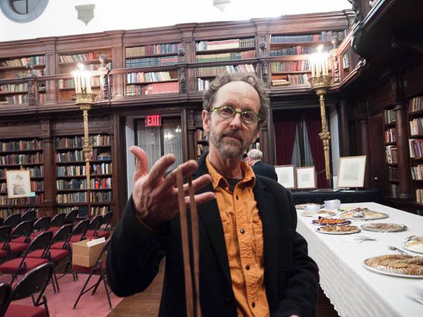 Douglas Paisley, artist. Photo Joanna Gabler.
