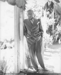 George Platt Lynes, Stravinsky in Los Angeles, 1946