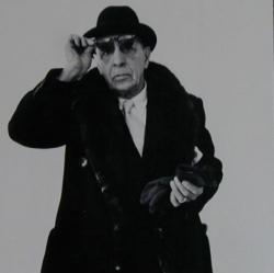 Richard Avedon, Igor Stravinsky, 1959