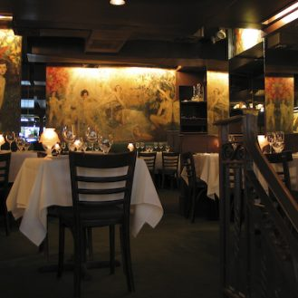 Café des Artistes, Dining Room, New York