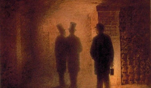 Viktor Hartmann (1834–1873), Paris Catacombs