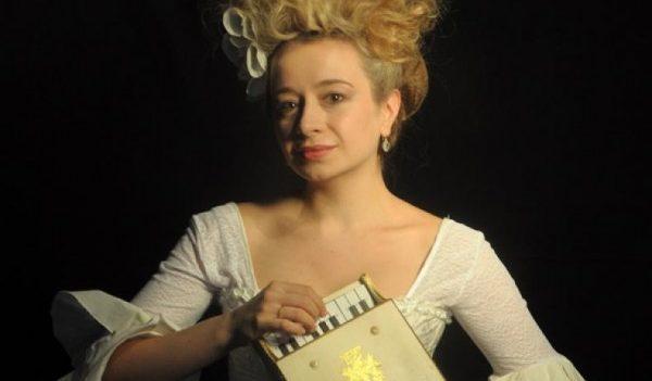 Sylvia Milo as Nannerl Mozart