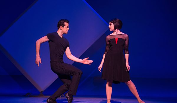 Robert Fairchild and Leanne Cope in aAn American in Paris. Photo © 2015 Matthew Murphy.