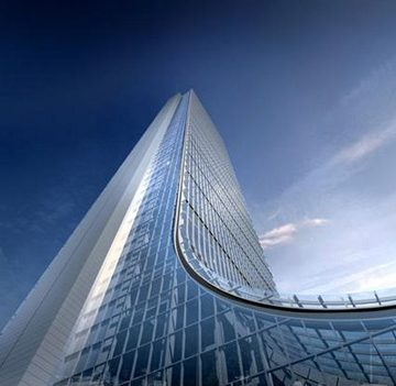 Istanbul Sapphire Apartments. Tabanlioglu Architects.
