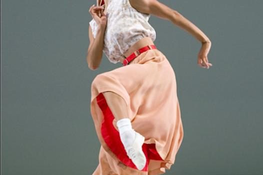 "Misty Copeland in ""Company B."" Photo © Gene Schiavone."