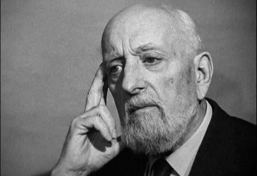 Conductor Ernest Ansermet (1883 Vevey - 1969 Geneva)