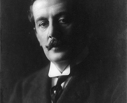 Giacomo Puccini. © Frank C. Bangs, Library of Congress.