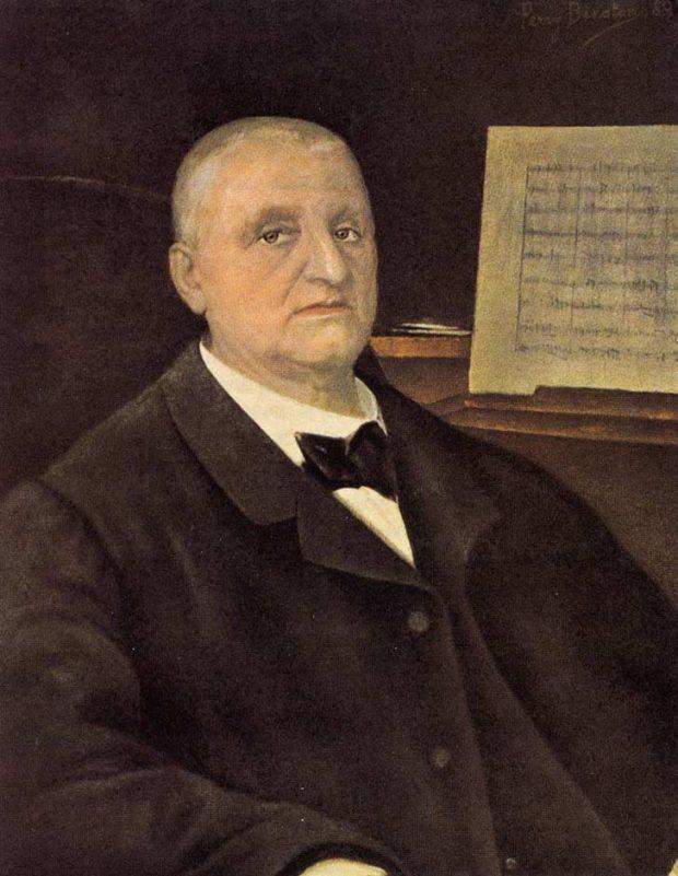 Anton Bruckner later in life
