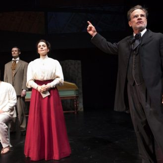 The Dreyfus Affair, Ensemble