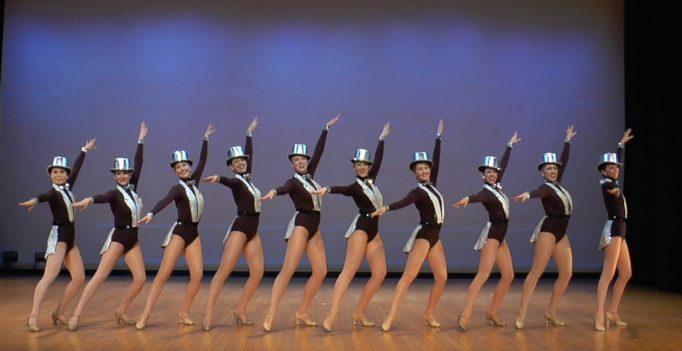 Legacy Dancers Performing New York, New York