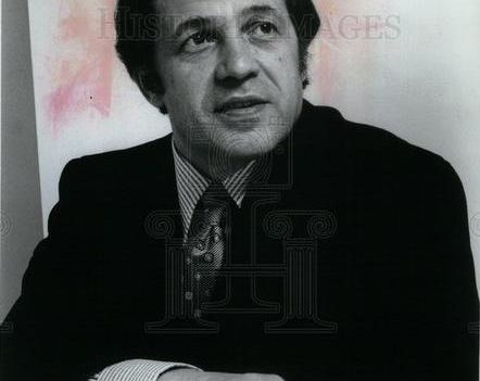 Pierre Boulez in 1980. Photo Don Hunstein/Columbia Records.