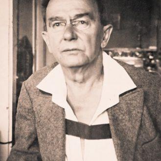 Composer Franz Schmidt