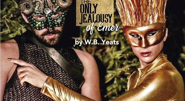 Benjamin Becher and Elissa Middleton in W. B. Yeats' The Only Jealousy of Emer
