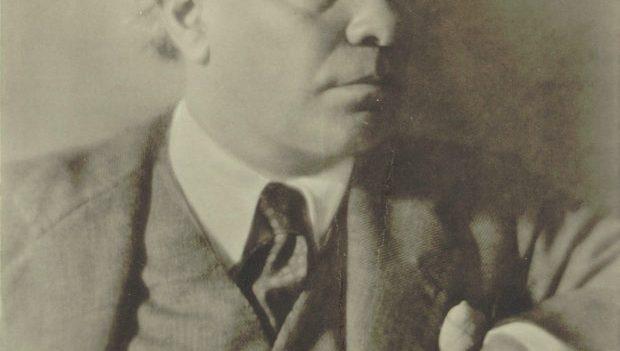 Ottorino Respighi in 1934