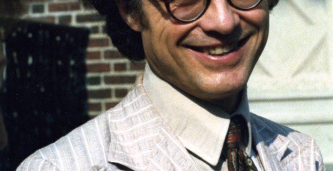 Konrad Oberhuber, May 1979