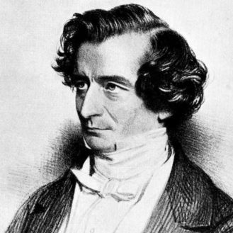Hector Berlioz, lithograph by Charles Baugniet, 1851.