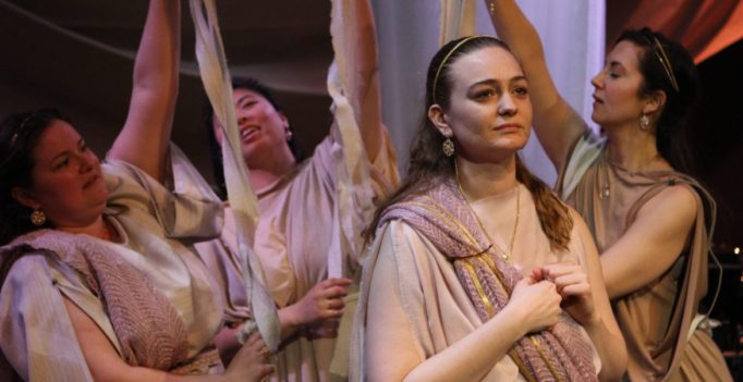 in Benjamin Britten's The Rape of Lucretia