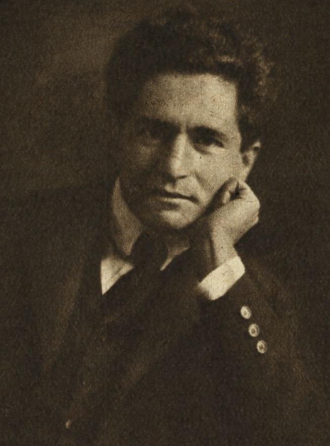 Karl Weigl (1881–1949) in 1930 © Atelier Ingret (Josefine Bárányi & Margarethe Weißenstein)