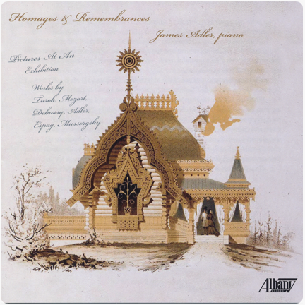 James Adler, Homages and Remebrances, Albany Records