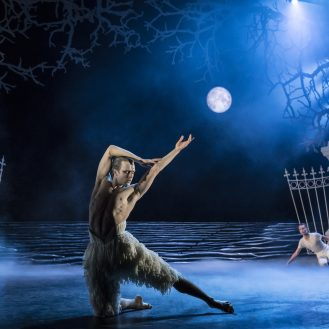 Swan Lake by Matthew Bourne. Photo Johan Persson.