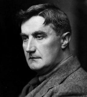 Ralph Vaughan Williams, C. 1920, Photo E. O. Hoppé.