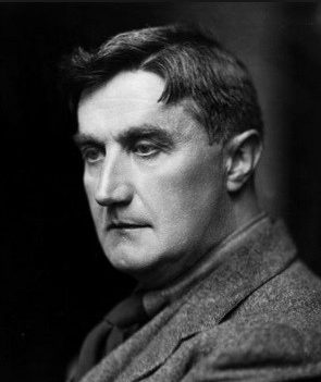 Ralph Vaughan Williams, C. 1920, Photo E. O. Hoppé.